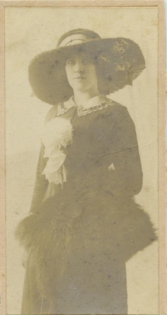 Jessie West, circa 1913