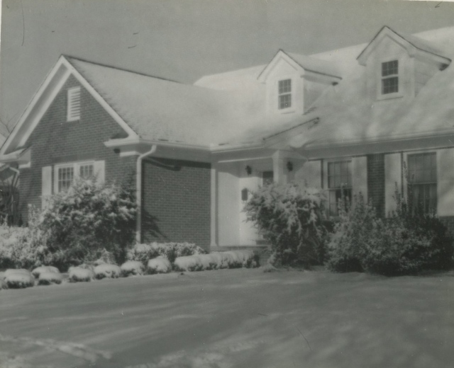 409 East Adams in the 1950s