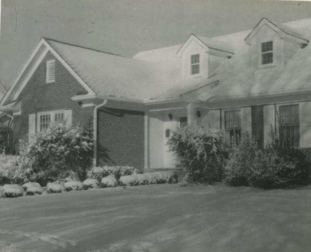 409 East Adams in the 1950s
